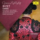 Carmen (Highlights) von Herbert von Karajan,Van Dam,Carreras,Baltsa,BP (2014)