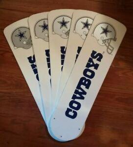 Image Is Loading Casablanca 034 Dallas Cowboys Ceiling Fan Blades