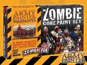 The-Army-Painter-Warpaints-Zombicide-Zombie-Core-Paint-Set-Free-P-amp-P