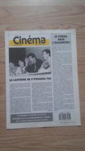 Revista Semanal Cinema Semana de La 17A 23 Junio 1987 N º 403 Buen Estado