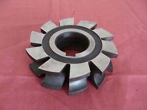 "Niagara concave milling cutter 3-1//2/"" X 5//16/""X 1 NEW!!"