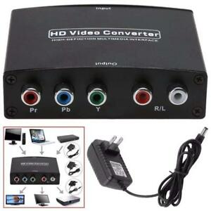 1080P-HDMI-to-RGB-Component-5RCA-YPbPr-R-L-Audio-Converter-Adapter-HD-TV
