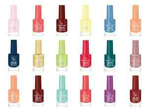 Image Is Loading Golden Rose Color Expert Nail Lacquer 10 2Ml