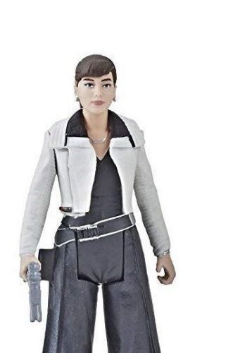 Qi'ra Mission on Vandor 1 Force Link 2.0 Figure Han Solo Movie Star Wars LOOSE