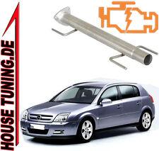 Tubo Rimozione FAP DPF Downpipe Opel Vectra C Signum 1.9 CDTI 120 150cv T1