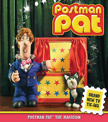 """""""AS NEW"""" Postman Pat the Magician, Ritchie, Alison, Book"""