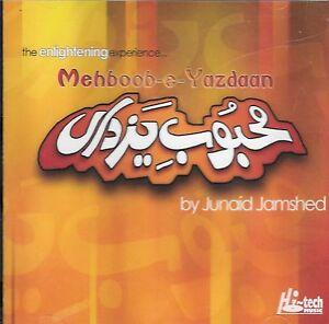 Details about MEHBOOB - E - YAZDAAN BY JUNAUD JAMSHED - NEW NAAT CD