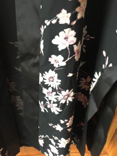 Small Rrp £ Kimono Selfridge Miss Floral Taglia Lined Nuovo 39 Eqwfx6Y