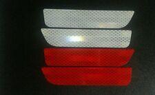 SML AUFKLEBER Weiß Rot VW Passat 3BG US GLI W8 Sticker Style Optik V6