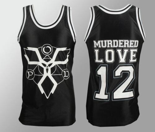 Authentic Pod payable sur la mort assassiné Love JERSEY Tank Top S M L XL 2XL Neuf