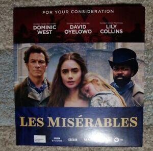 Les-Miserables-Two-DVD-Promo-Booklet-2-Disc-Set-Masterpiece-BBC