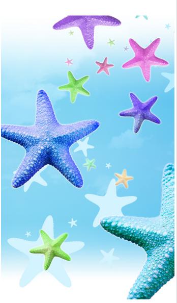 3D Farbe Starfish 72    Fototapeten Wandbild Fototapete BildTapete Familie DE Kyra | Verschiedene Stile  | Qualitativ Hochwertiges Produkt  | Kaufen Sie beruhigt und glücklich spielen  cb2b5f