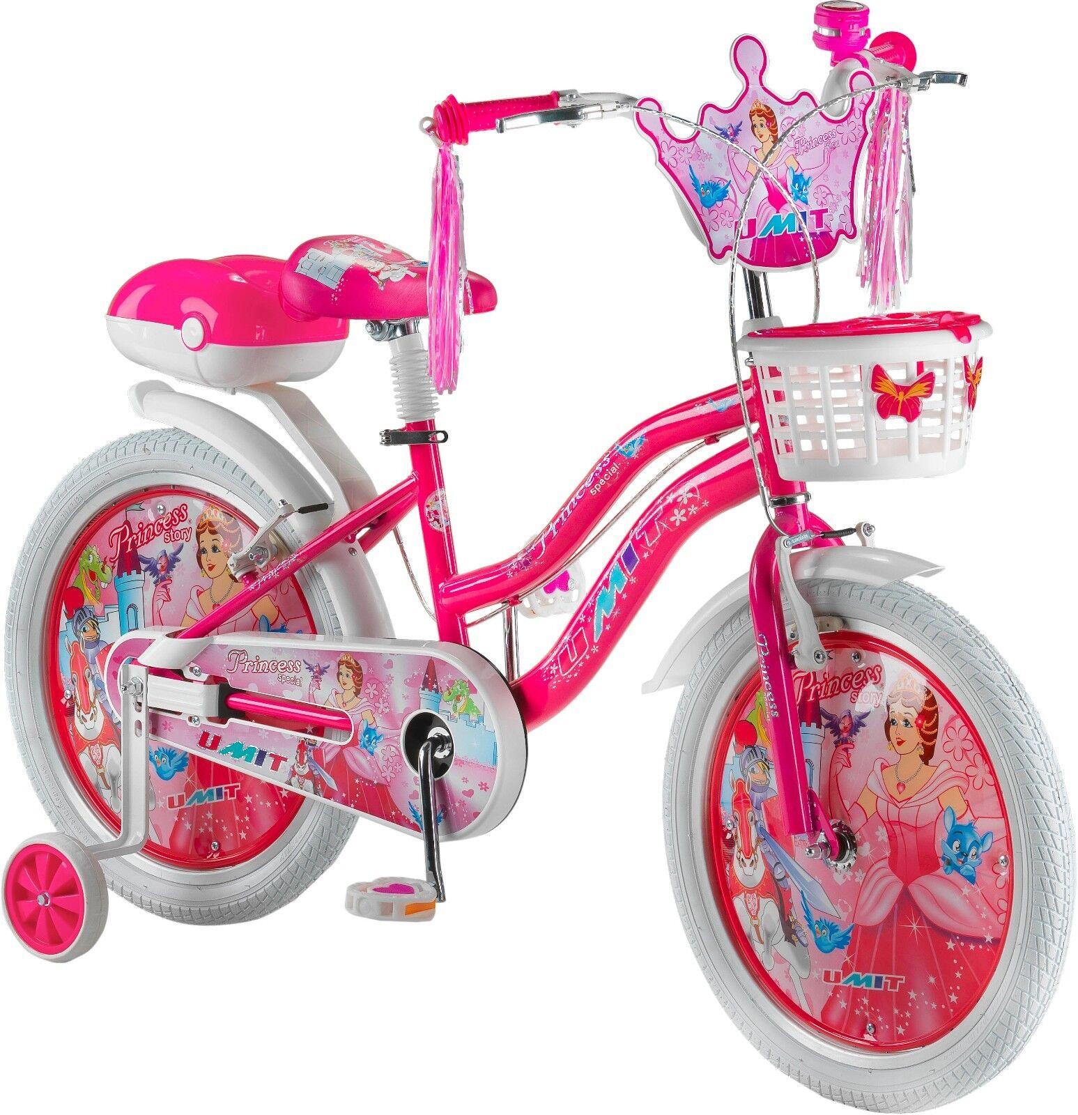 Filles Enfants Vélo 14