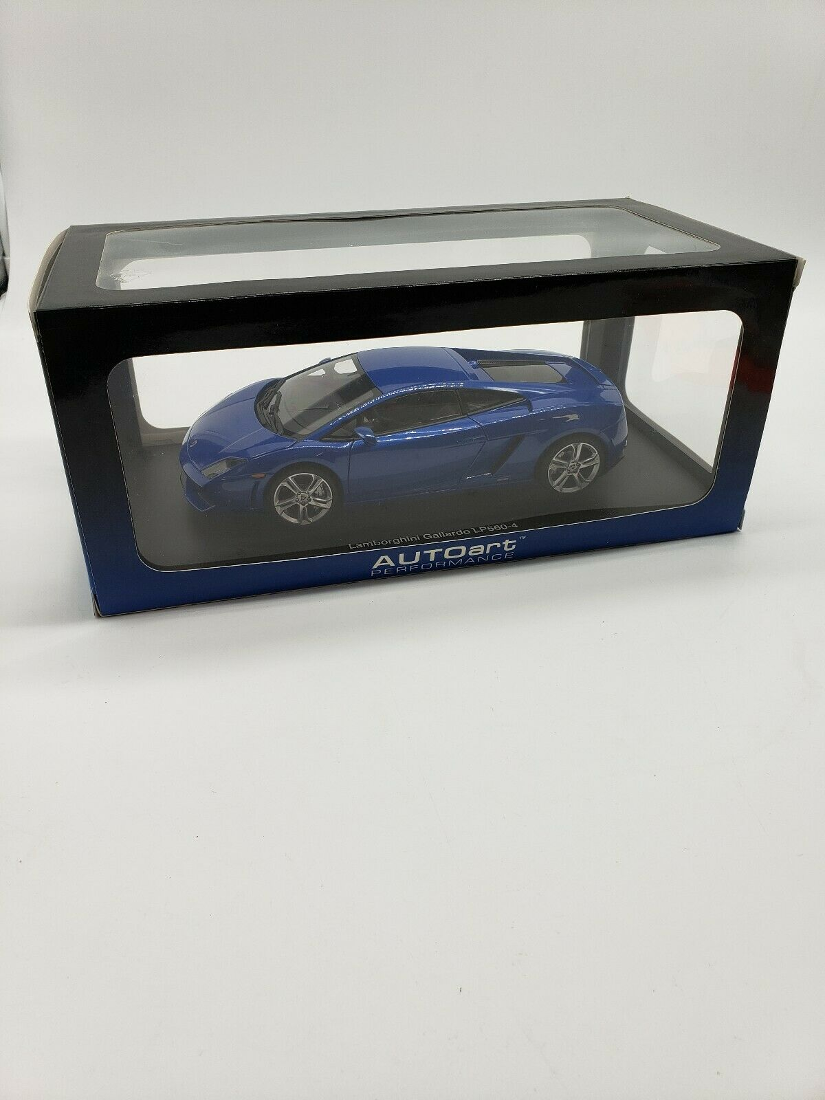 Carart Performance 1 18 74588 Lamborghini Gallardo Lp560-4 Monterey Blau L1