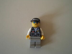 LEGO Minifigures 1x cty267 Policeman City Omino Minifig Police 4440 4473