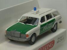 Wiking Mercedes 250 T POLIZEI - 0864 41 - 1/87