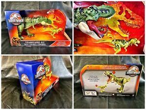 NEUF-MATTEL-JURASSIC-WORLD-PARK-Legacy-Collection-Bull-T-Rex-Baby-Tyrannosaurus
