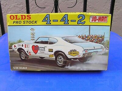 JOHAN ORIGINAL ISSUE OLDS 442 PRO STOCK MINTY & RARE -  PRICE REDUCED
