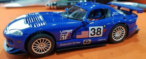 Raro 88231 Fly 1//32 Slot Cars rápido Kit Chrysler Viper Gts-r silerston