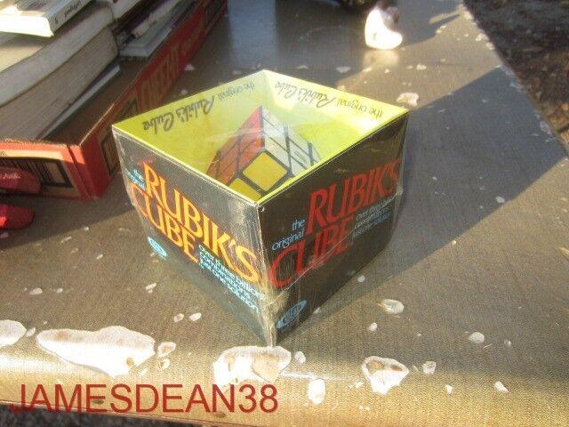 Années 1980 idéal l'Original  Rubik's Cube Jeu Neuf Sous Cellophane no 2164-2 Vintage  pour votre style de jeu aux meilleurs prix