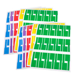 52d370483e89 300x 10 Sheets Waterproof Self-adhesive Cable Labels Identification ...
