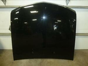 03-07-CADILLAC-CTS-Black-8555-Hood-Front-End-Bonnet-Engine-Motor-Cover-NO-SHIP