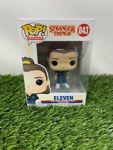 Funko Pop Televisions 843 Stranger Things 40954 Eleven