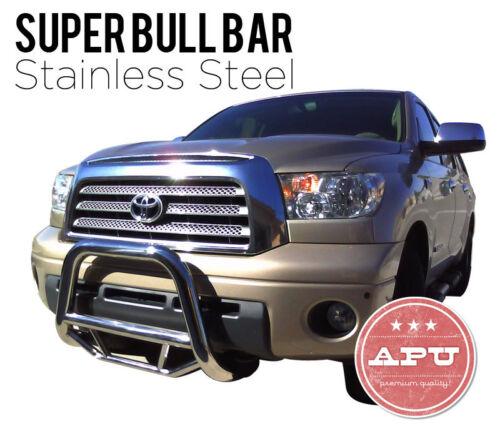 Fits 97-02 Expedition 4WD //F150 4WD//F250LD 4WD Super Bull Bar SS w// Skid