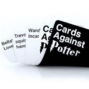 cards  potter unofficial cards  humanity  digital  ebay
