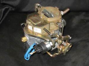 NOS-1975-1976-Carter-2-Bbl-PV464-carburetor-8077S-Plymouth-Volare-318-engine