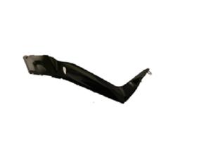 FIANCHETTO BOOMERANG SOTTOSELLA DX NERO LUCIDO X YAMAHA X-MAX XMAX 125 250 05/>09