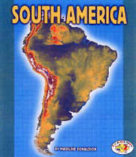Donaldson, Madeline South America (Pull Ahead Continents) Very Good Book