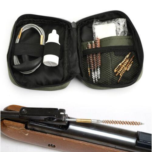 Waffenreinigungsset für .17 .22 .270 .300 Calibre DE