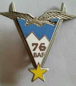 Insigne SES 70ème BAF Refrappe chasseurs Alpins alpin de forteresse