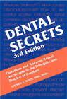 Dental Secrets by Stephen T. Sonis (Paperback, 2003)