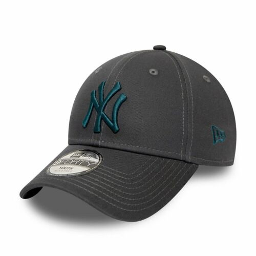 New York Yankees charcoal New Era 9Forty KINDER Cap