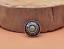 10X-Silver-Tone-Flower-Leather-Craft-Bag-Belt-Purse-Decor-Turquoise-Conchos-Set miniature 50