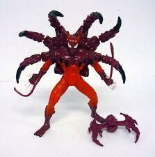 "SPIDER-MAN VENOM HYBRID Vintage Marvel Toy Biz 8"" Action Figure COMPLETE 1996"