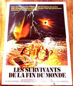 Les-survivants-de-la-fin-du-monde-Jack-SMIGHT-George-PEPPARD-Affiche-Cine
