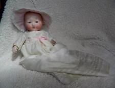 "ARMAND MARSEILLE 351 2 1/2K ANTIQUE DREAM BABY DOLL 13"" BISQUE HEAD COMP BODY"