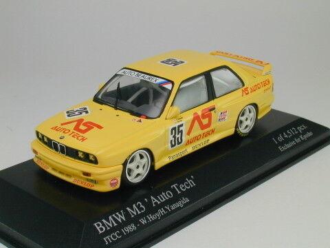 Minichamps 1 43 BMW M3 E30 Auto Tech JTCC 1988  35 from Japan