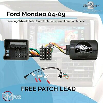 CTSFO002.2 Ford Car Steering Wheel Interface Stalk Control Adaptor