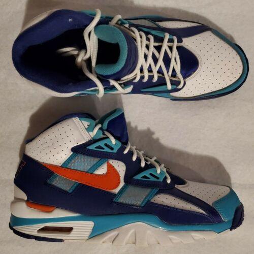 Nike Men's Size 9 Air Trainer SC High Mountain Blu