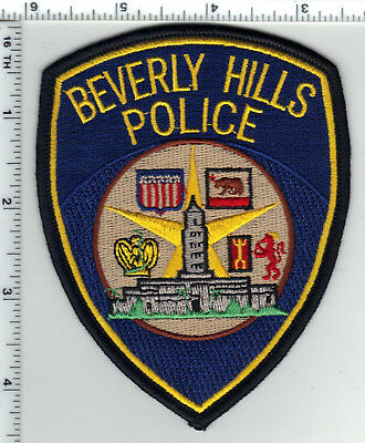 Beverly Hills Police new from the late 1980/'s California Shoulder Patch