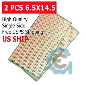 6-5x14-5cm-placa-Veroboard-sin-cortar-la-placa-de-circuito-impreso-Solo-Lado-Circuito-Perf-Board