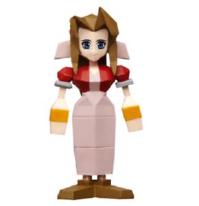 Square Enix FINAL FANTASY VII 7 REMAKE Memorial Kuji G Mini Figure Tifa JAPAN