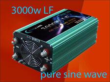 12000W/3000W LF Split Phase Pure Sine Wave Power Inverter 12VDC/110V,220VAC 60Hz