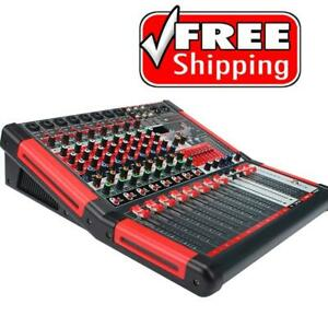 BLASTKING ULTRAMIX-8FX 8-Channel Analog Stereo Mixing Console Canada Preview