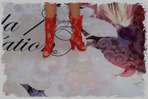 Fashion-Chaussure-Barbie-Poupee-Mannequin-Dress-Princesse-Mode