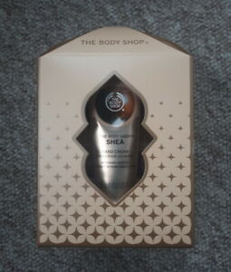 The-Body-Shop-Shea-Hand-Cream-Small-Gift-Box-Regalo-Present-Geschenk